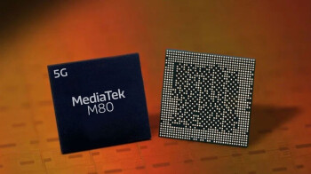 MediaTek takes on Qualcomm with its new M80 ultra-fast 5G modem