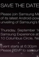 Samsung is holding an event to intro its Media Hub Platform & latest Android device
