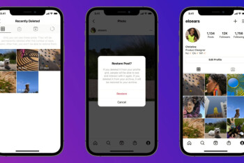 Instagram's new 'recently deleted' feature lets you restore deleted posts
