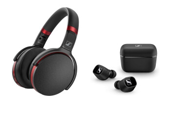 Get a pair of Sennheiser headphones or earbuds at half price right now