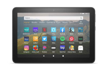 Grab a Fire HD 8 tablet at nearly 30% off on Amazon