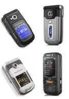 Sony Ericsson intros four new phones