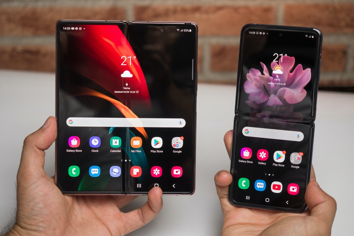 The unlocked Samsung Galaxy Z Flip 5G and Galaxy Z Fold 2 5G are more affordable than ever - PhoneArena