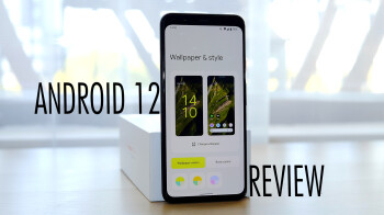 Android 12 Review: Sweet Material You