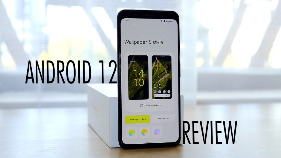 Android 12 arrives with fresh new visuals and interface