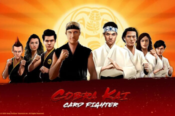 Cobra Kai is getting a mobile game in March