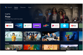Google starts rolling out updated Android TV interface