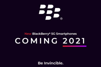 BlackBerry is inching closer to a big 5G-flavored smartphone comeback