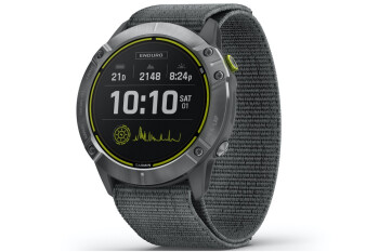 Garmin's newest smartwatch boasts a battery life of up to 65 days (!!!)