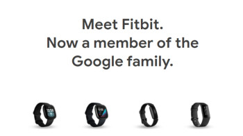 Google now selling Fitbit wearables on its store