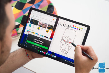 Samsung's next Galaxy Tab S7 and Tab S7+ update will vastly improve S Pen functionality