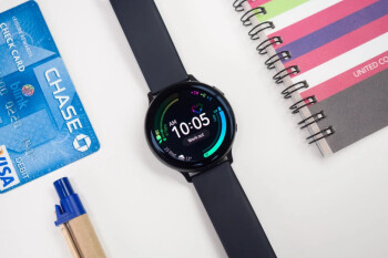 Thanks to a new update, Samsung watches are first in the world to offer blood pressure monitoring