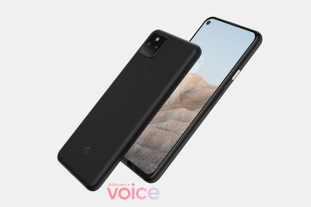 Google Pixel 5a leaks and it's basically the Pixel 4a 5G