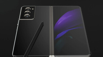 Leaker implies Galaxy Z Fold 3 will also be a spiritual successor to the Note 20