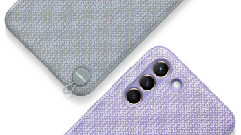 Samsung collabs with Kvadrat for sweet Galaxy S21+ case designs