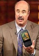 Dr. Phil celebrates his birthday by giving away 300 Palm Pixi handsets