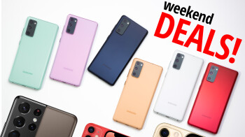 Best deals this week: $200 off the Z Fold 2, iPhone 12 Pro Max and S21 Ultra BOGO