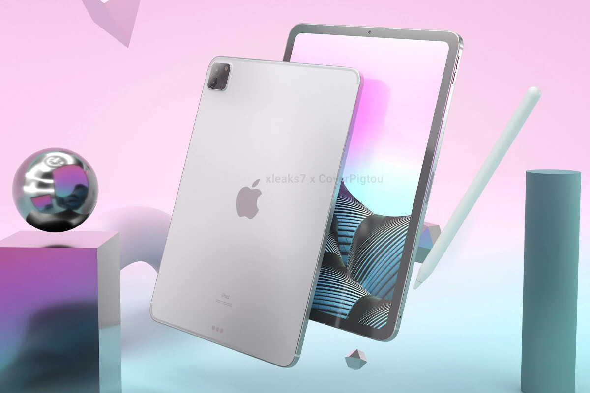 2021 iPad Pro expected to have the processing chops of M1-powered Macs - PhoneArena