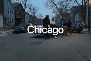 On the last Black History Month day, Apple's Shot on iPhone video series debuts 'Hometown'