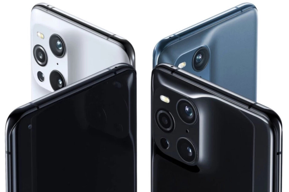 New photos show off Oppo's upcoming new 5G flagship just days before unveiling - PhoneArena