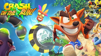 Crash Bandicoot: On The Run coming to Android and iOS in March