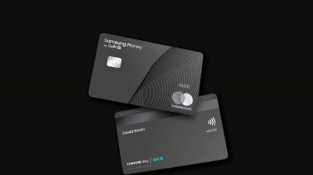 Samsung will develop payment cards with fingerprint scanners with Mastercard