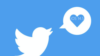 Apple's iOS 14 privacy-friendly update is helping Twitter out