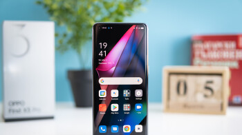 Oppo Find X3 Pro battery test results: this phone is special for an unexpected reason