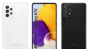 Space zoom and other previously flagship-exclusive features allegedly coming to Galaxy A72