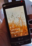 LG Optimus Windows Phone 7 model shows off DLNA at Berlin conference