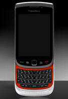 ColorWare takes on the BlackBerry Torch 9800
