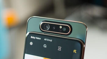 Samsung Galaxy A82 could feature a new moving display design