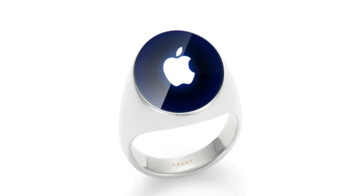 Mysterious Apple Ring patent appears