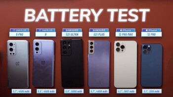 This OnePlus 9 and 9 Pro battery life test reveals if they can match Samsung's Galaxy S21