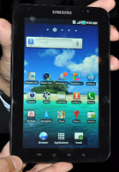 Samsung executive reveals pricing info on Galaxy Tab