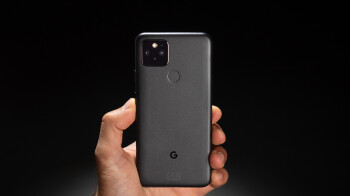 Google Pixel 5 to keep its unlimited photo storage free, but not the Pixel 5a
