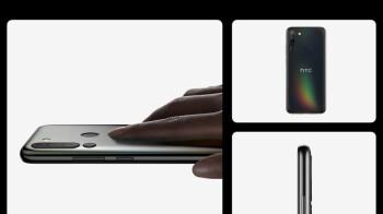 Budget HTC Wildfire E3 quietly debuts with quad-camera setup
