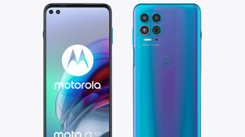Check out these high-res images of Motorola's next flagship, the Moto G100