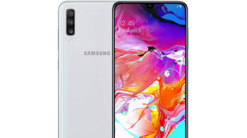 The Galaxy A70 is Samsung's next phone to get the Android 11 update with One UI 3.1
