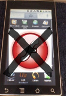 Will future updates remove Flash from the Motorola DROID?