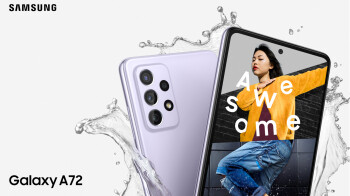 Samsung Galaxy A72 price, release date, availability