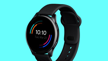 The OnePlus Watch looks a lot like Samsung's Galaxy Watch Active
