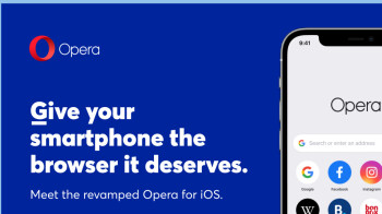 The Opera browser for iPhone and iPad has a new name and a new look, but is it enough?