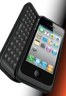 Nuu's Mini Key case adds a physical keyboard to the iPhone 4