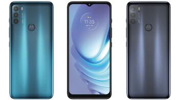 Press renders of Motorola's next budget 5G phone have leaked