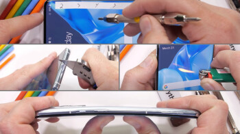 OnePlus 9 Pro durability test shows the two batteries aren't a problem