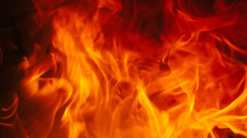 iPhone charger catches fire, leaving girl's face burned