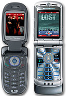 Verizon launches LG VX8300 and Motorola V3m RAZR