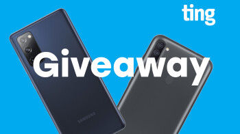 Giveaway! Ting Mobile is gifting a Samsung Galaxy S20 FE, two Galaxy A11