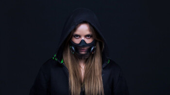 Razer's RGB face mask Project Hazel will see the light of day
